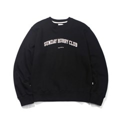 아치 SHC 스웨트셔츠-블랙