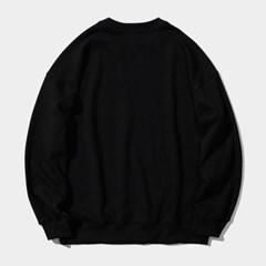 23.65 트윈팬더 스웻셔츠 BLACK