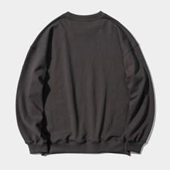 23.65 트윈팬더 스웻셔츠 CHACOAL