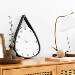 (ktk178)저소음 물방울 삼각 벽시계_(1534033)