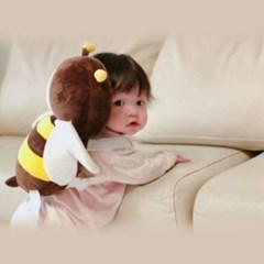 머리쿵 방지 아기머리보호대 뒤쿵이 유아 안전모
