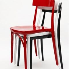 톤 디자인체어/인테리어 의자/TON Chair/레드