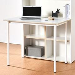 [데코마인] 루빌 1200 일자책상 테이블