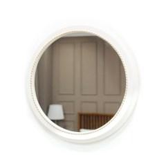 (kcp068)심플원형 벽거울 (화이트골드)_(1534057)