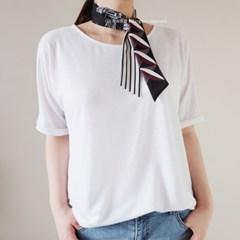 시티 캐슬 트윌리 스카프 (2 colors)