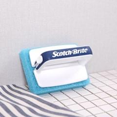 3M 스카치브라이트 올인원 욕실청소용 크린스틱 핸들세트+ 리필 10+2
