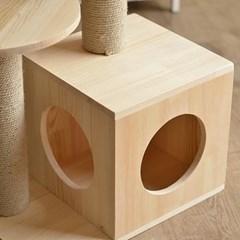 에코펫위드 고양이 캣타워 1단계용 60cm/C-08