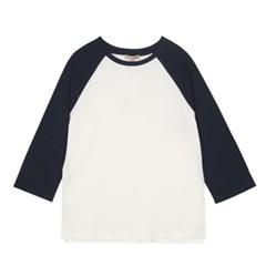 7부 라글란 티셔츠 SPLWA23G11