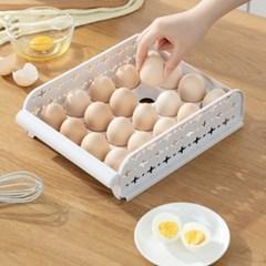 PH 계란보관용기 20구 적층가능 에그트레이