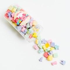 [대용량] DIY 동물 이모티콘 미니비누 만들기 키트 (500개 완성)
