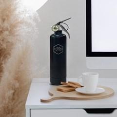 NEW 2021 피레보(FIREVO) 디자인 소화기 딥블랙 컬러