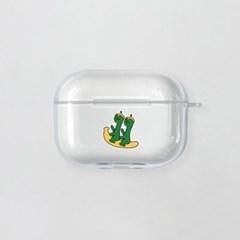 (Pro Hard) 투명 올리 초록이 바나나_(1100150)
