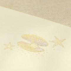 편지지 세트 - from the sea