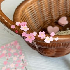 Cherry blossom 씰스티커