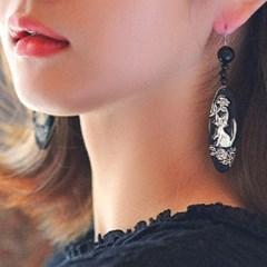 [마녀배달부 키키] 자개시리즈(지지)_귀걸이