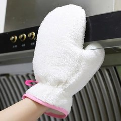 주방 다용도 기름때 설거지 대나무섬유 멀티장갑