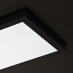 LED 리모컨 주방등 사일런 50w_(2055827)