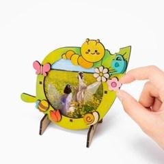 유치원 어린이집 유아 나무 액자 만들기 재료