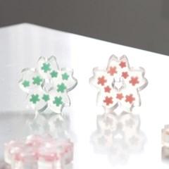 꽃송이 비누 만들기 컵키트 by 노브워크샵