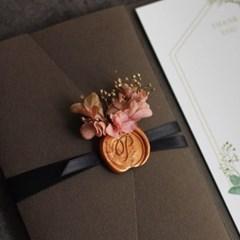 오브제스타[오픈이벤트50%할인] 꽃 용돈/상품권봉투(2세트)