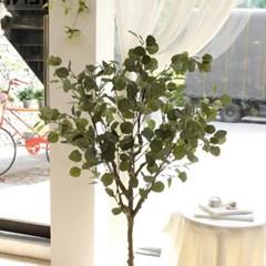 [반짝조명] 유칼립투스 나무 조화 140cm