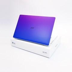 LG 그램 14 14Z990 19년 그라데이션 디자인 노트북 스킨