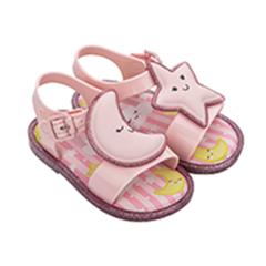 [미니멜리사] 마르 샌들 스위트 드림즈 (핑크+핑크 글리