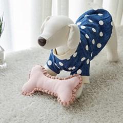 [모던하우스] 펫본 루이스 냠냠 뼈다귀장난감 핑크