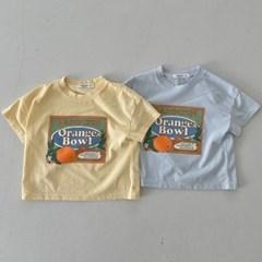 라라랜드 오렌지볼 아동 반팔티