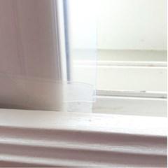 철벽방어 문풍지 바람막이 틈새막이 창틈 방문틈 현관문 중문