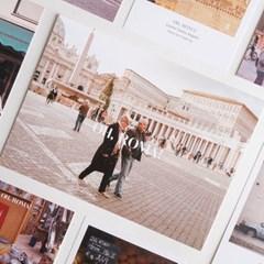 [크롭크롭] OH, ROMA! 로마 감성 여행 인테리어 엽서 세트