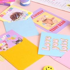 [쏘슬러시] 카드 6종