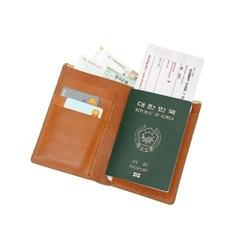 [리쥬네브] 소가가죽지갑 여행 여권지갑 LE1439