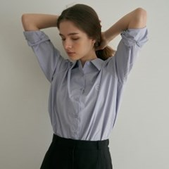 로고 클래식 셔츠v2