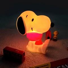 [더우드랜드] 스누피 LED 무드등