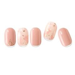엣지유 샵젤 핑크 발레아쥬 붙이는 젤네일