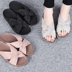 kami et muse Glittering strap tall up slippers_KM21s109