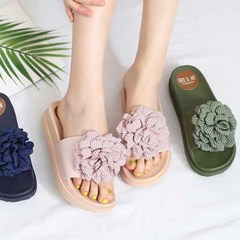 kami et muse Corsage comfort slippers_KM21s107