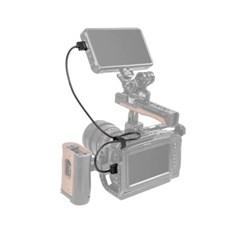 스몰리그 슬림 4K HDMI 케이블 55cm 2957