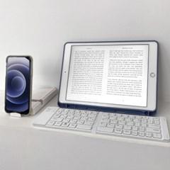 오젬 접이식 스마트폰 태블릿 무선 블루투스키보드