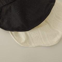레이스 기본 무지 심플 데일리 꾸안꾸 패션 썬캡 모자