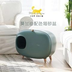 손담비 고양이 화장실 캣똥 냄새 즐똥 묘래박스