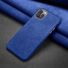 하푼 아이폰12프로 스페셜 무드 심플 알칸타라 케이스