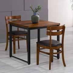 리노 아카시아 2인 식탁 테이블 세트 모음