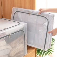인블룸 PVC 대용량 투명 접이식 리빙박스_(3345121)