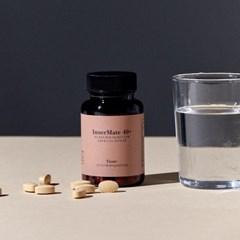 약사설계 티읕 여성 갱년기영양제 홍삼, 식물성 에스트로겐 2종1개월