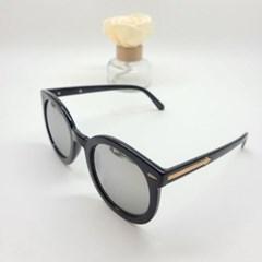블랙 미러 데일리 패션 도수없는 가벼운 선글라스