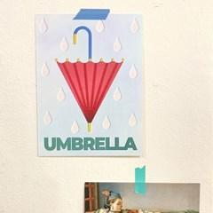 UMBRELLA 미니 포스터