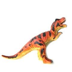 소프트 공룡 (대) 티라노 사우루스 주황 모형