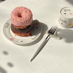 리리 컵/접시
